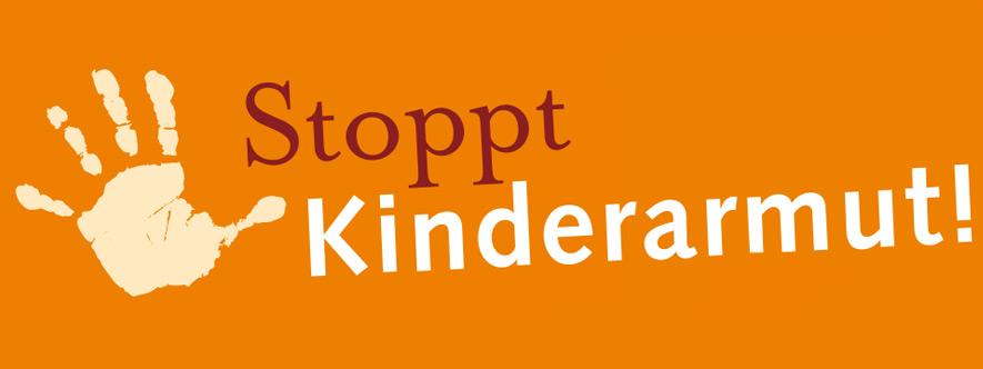Stoppt Kinderarmut - Kampagne des Familienbundes Paderborn